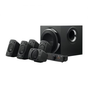 Logitech Z906 Series Speaker Driver Download
